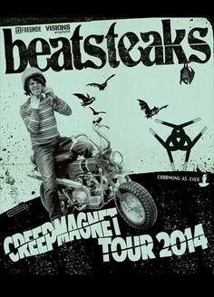 Beatsteaks - Stuttgart - 13.12.2014