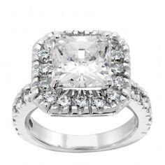 The Fever Engagement Ring