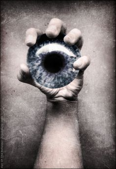 Eye of the beholder by Ash Sivils. °
