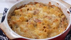 Smoked cheddar with chicken sounds like the perfect meal to feed the entire family - try this delightful creamy baked penne casserole for tonight& dinner. Rice Recipes, Mexican Food Recipes, Pasta Recipes, Chicken Recipes, Chocolate And Raspberry Tart, Raspberry Tarts, Tracy Moore, Baked Penne, Sweet And Sour Meatballs