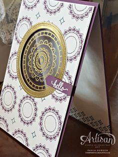Stampinantics: Stampin' Up! Eastern Palace Suite Artisan Blog Hop