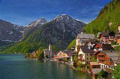 Hallstatt, Austria -time to start planning vacations!