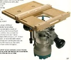 46 Router Jig Plans: Router Dado Jigs, Mortise Jigs, Circle Cutting Jigs and MORE  