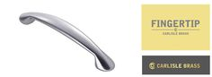 Platypus Bow Cabinet Pull Handles (128mm C/C), Polished Chrome Or Satin Nickel - FTD343 None
