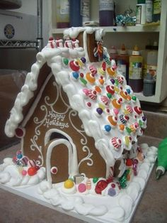 Custom creations from Enchanted Gingerbread