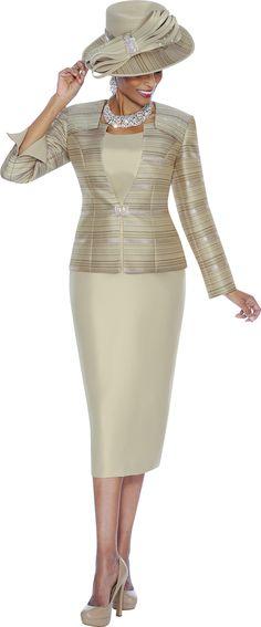 Women Dress Suits 2015 With Unique Images Church Suits And Hats, Church Attire, Women Church Suits, Church Dresses, Suits For Women, Clothes For Women, Suit Fashion, Fashion Dresses, Womens Fashion