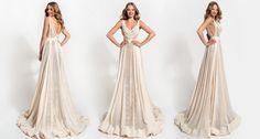 Amalthea wedding dress by Atelier Zolotas
