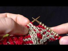 Twisted Stitches tutorials - YouTube