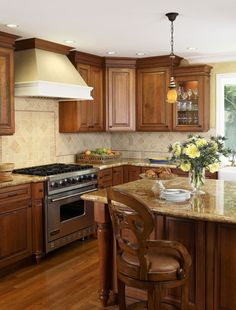 A traditional California kitchen remodel in Orange County, CA by ...