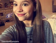 Hay, people i am Mackenzie Ziegler Melissa is my mom and maddie is my sister I'm best at acro hip hop and contemporary anyways my besties are Kendall and Paige~kenz