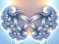 Csillámos Butterfly deloulark