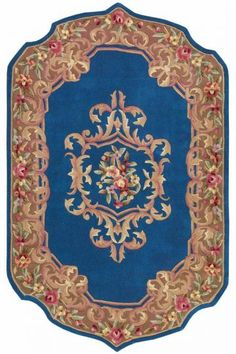 Calais Area Rug - Wool Rugs - Traditional Rugs - Rugs | HomeDecorators.com http://www.homedecorators.com/p/calais-area-rug/