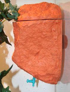 Magnaturals Reptile Water Dripper Mojave - Magnetic Decor - http://www.petsupplyliquidators.com/magnaturals-reptile-water-dripper-mojave-magnetic-decor/