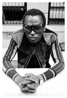 Miles Davis - Bitches brew - Photo by Don Hunstein