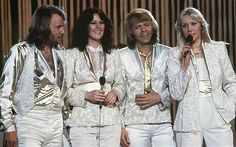 """1979-02-16 Filming 'ABBA in Switzerland'.-""""Thank You For The Music"""""""