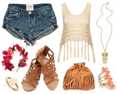 Getting the #Coachella Look | #Fashion #blog | #Oxfam GB