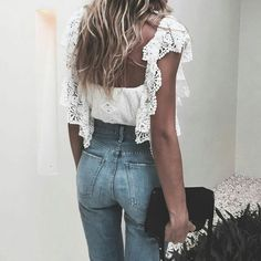 94 Pretty and Lovely Boho Outfits to Try in 2017 - Fashionetter Look Fashion, Fashion Beauty, Fashion Outfits, Womens Fashion, Fashion Trends, Boho Outfits, Street Fashion, Girl Fashion, Looks Style