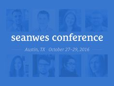 seanwes conference – Think Bigger, Grow Your Business http://seanwes.com/220