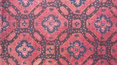 Old batik Jambi from Sumatra