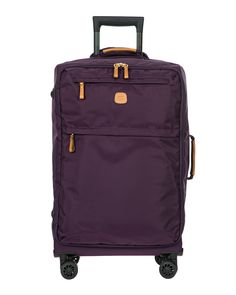 New Bric's X-Bag Spinner Suitcase Mens accessories. offers on top store Carry On Suitcase, Carry On Luggage, Luggage Bags, Designer Travel Bags, Overhead Storage, Brics, Spinner Suitcase, Business Travel, Leather
