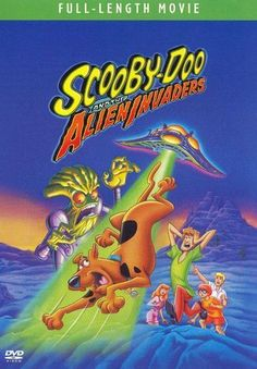 Shop Scooby-Doo and the Alien Invaders [DVD] at Best Buy. Find low everyday prices and buy online for delivery or in-store pick-up. Scooby Doo Film, Scooby Doo Mystery Inc, Kid Movies, Family Movies, Movies And Tv Shows, Movie Tv, Cartoon Movies, Cartoon Crossovers, Cartoons