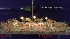 palm springs weddings & events | Venue: http://www.frederickloeweestate.com | Tablescape by: http://www.madisonworkshopwest.com