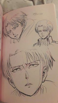 How to draw Levi Ackerman (not my picture) Attack On Titan Hoodie, Attack On Titan Anime, Manga Art, Manga Anime, Anime Art, Anime Drawings Sketches, Anime Sketch, Anime Character Drawing, Captain Levi