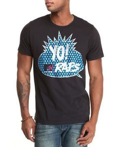 Buy YO! MTV RAPS Idea bubble tee Men's Shirts from Junk Food. Find Junk Food fashions & more at DrJays.com
