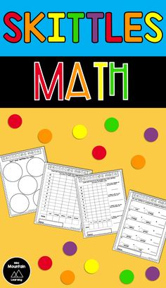A fun Halloween sorting, graphing and adding practice activity for kids. Sorting practice, graphing practice and adding practice with skittles. Halloween Activities For Kids, Halloween Fun, Color Activities, Math Activities, M Learning, Sorting, Coloring Pages, Have Fun, Crafts