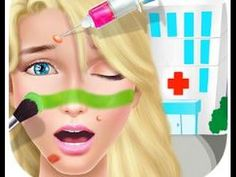 Crazy Doctor: Emergency Rescue - Android gameplay Salon™  Movie  apps  f...