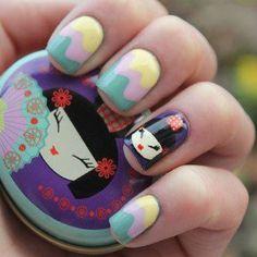 I ❤ this nails!!