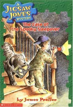 Bestseller Books Online The Case of the Spooky Sleepover (Jigsaw Jones Mystery, No. 4) James Preller $4.99  - http://www.ebooknetworking.net/books_detail-0590691295.html