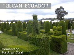"ECUADOR | TULCAN. ""CEMENTERIO"". FOTO POR ARTUR CORAL. 8 ENE 2012."