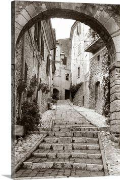 Village Passageway