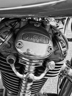 DUCATI .... made in Italy ... but of course.