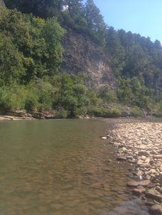 Lower Buffalo River, Tyler Bend