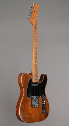 Catch of the Day: 1973 Fender Rosewood Telecaster | The Fretboard Journal: Keepsake magazine for guitar collectors