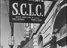 1957 ~ Martin Luther King, Jr, along with Rustin, Abertnathy, Lowery and…Shuttlesworth founded the Southern Christian Leadership Council.