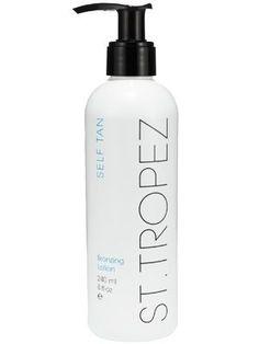 St. Tropez Self Tan Bronzing Lotion   allure.com