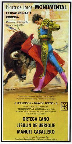 Plaza de Toros Poster