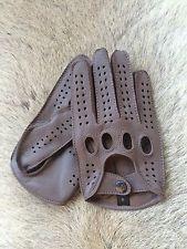 Hirschleder Autohandschuhe Herren Fahrhandschuhe Lederhandschuhe