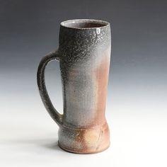 Will Dickert, woodfired Mug - In Tandem Gallery www.intandemgallery.com