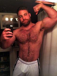 sexy gym dude