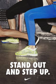 Stand out and step up. Get a fresh start with motivation to push harder.