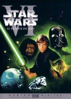 Couverture de Star Wars, Épisode 6 : Le Retour du Jedi