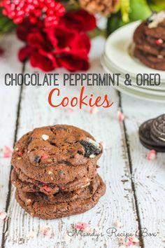 Chocolate+Peppermint+and+Oreo+Cookies.jpg 1,066×1,600 pixels