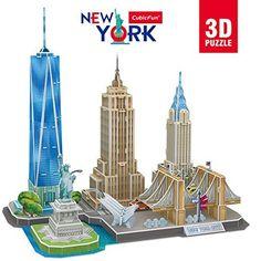 Burj AL Arab Dubai CubicFun 3D Puzzle Papiermodell Puzzle Spielzeug Neue MC101h Puzzles & Geduldspiele