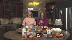 Chef Julie is in the kitchen for this Food City Friday to show us some fall treats.Â