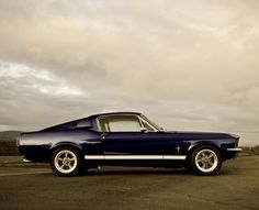 1967 Ford Mustang #CarFlash
