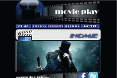 Pagina web movie play  manejo de la herramienta Dreamweaver, photoshop and ilustrator.